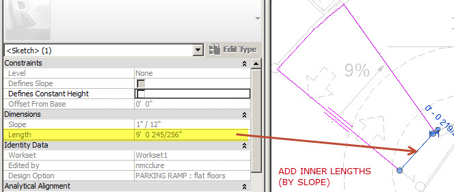 how to make a ramp in revit