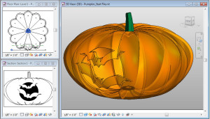 Revit Pumpkin Carving